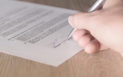 ¿Qué son los contratos Escrow?